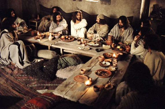 the last supper from the inside out