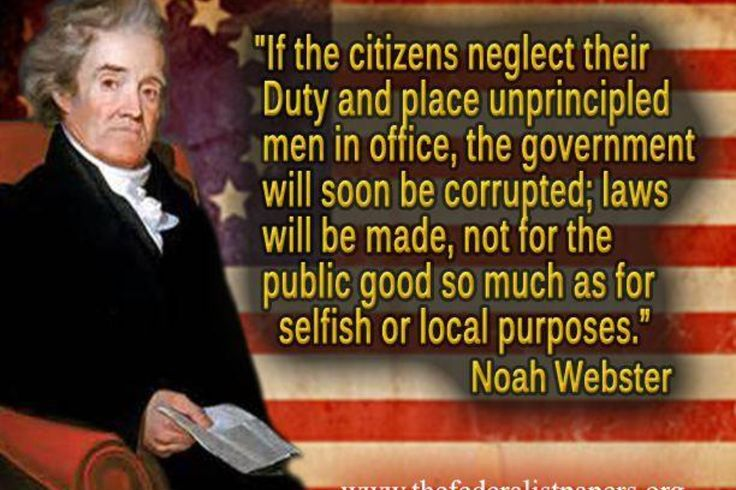 Image result for Noah Webster 1833