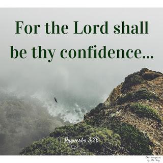 Proverbs 3.26