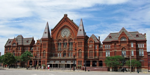Cincinnati-Music-Hall