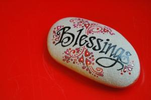 blessings-rock-design