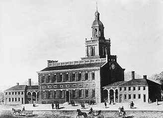 exterior_view_of_independence_hall_circa_1770s