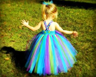 how-to-make-a-peacock-tutu-dress