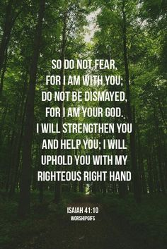 Isaiah 4110 From The Inside Out